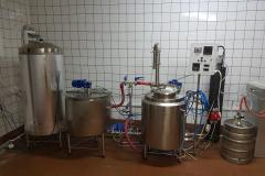 Пивоварня под ключ 250