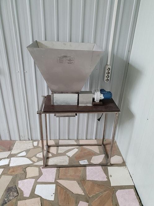 Солододробилка для пивоварения. Пивоваренное оборудование
