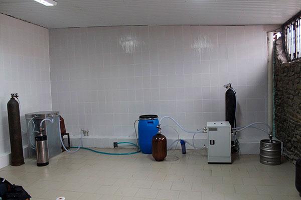 Кваспром стандарт. Оборудование для производства кваса, лимонада, пива, сидра, медовухи, шампань, мохито